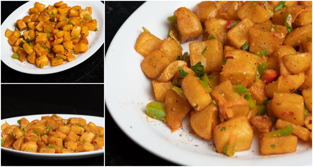Delicious Potatoes dishes